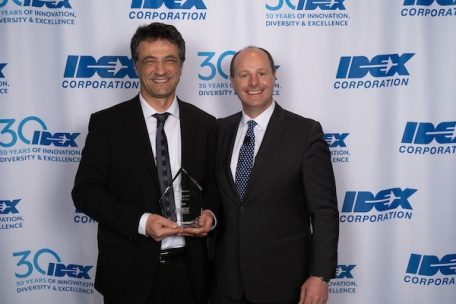 Double scoop for Novotema at IDEX awards ceremony