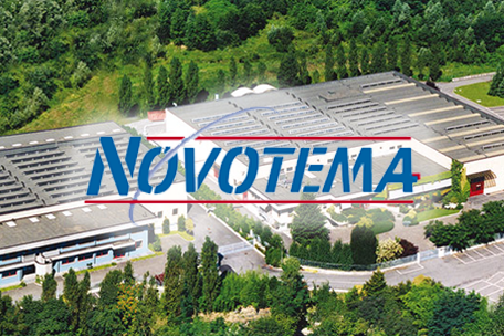 Novotema's new website marks next stage in company's growth